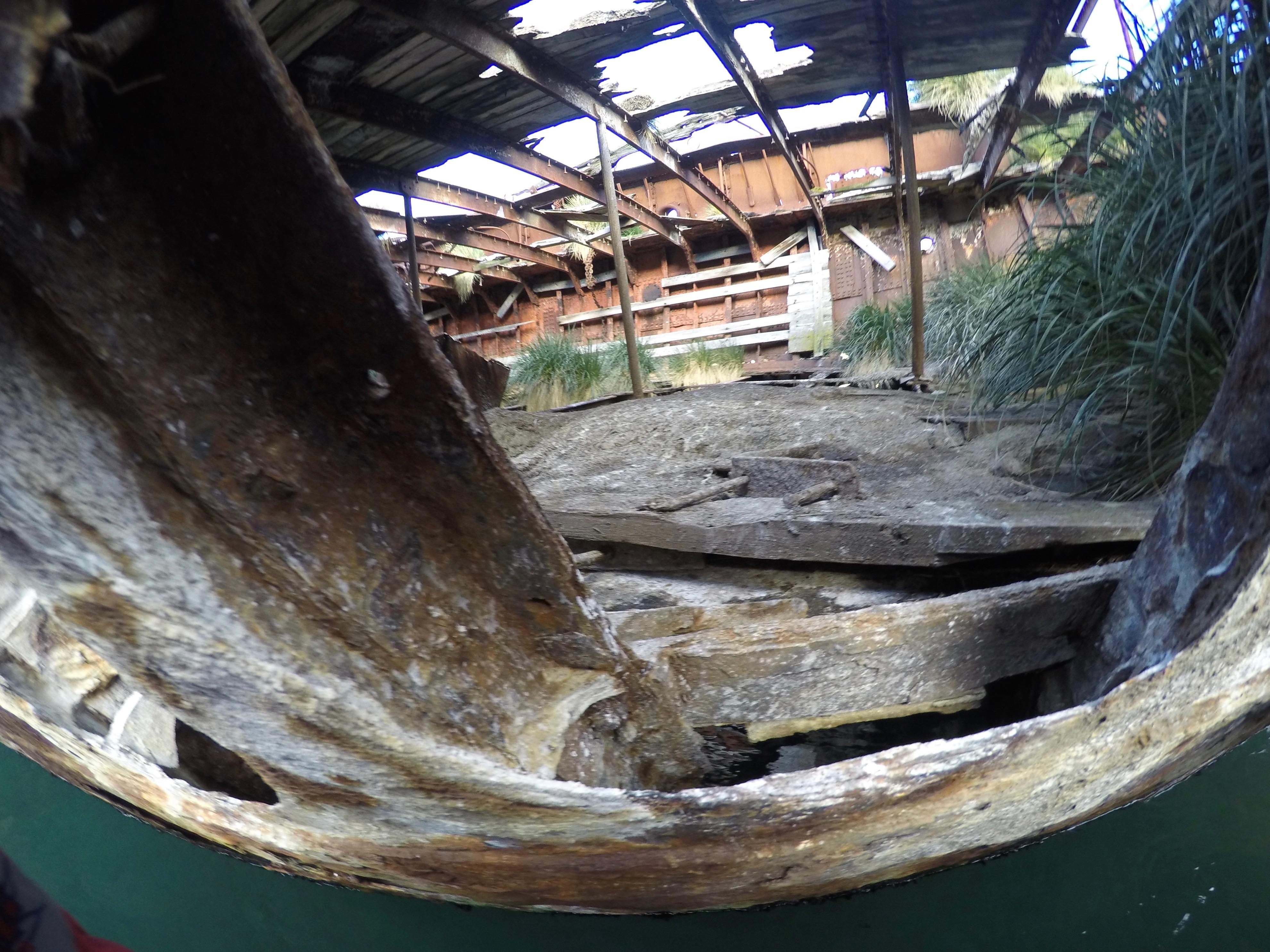 Inside the Bayard at Ocean Harbour